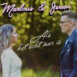 Nieuwe single Marlous en Jeroen